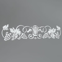classical decoration 3d model