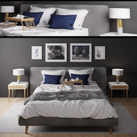 Bed West Elm