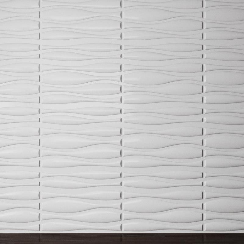 panel goliant 3d 3ds