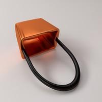 free belay device v3 3d model