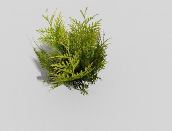 3d model plant games