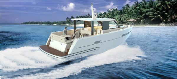 design yacht viet nam 3d model