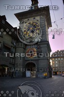 BERN CLOCK TOWER HDR