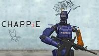 chappie solidworks 3d model