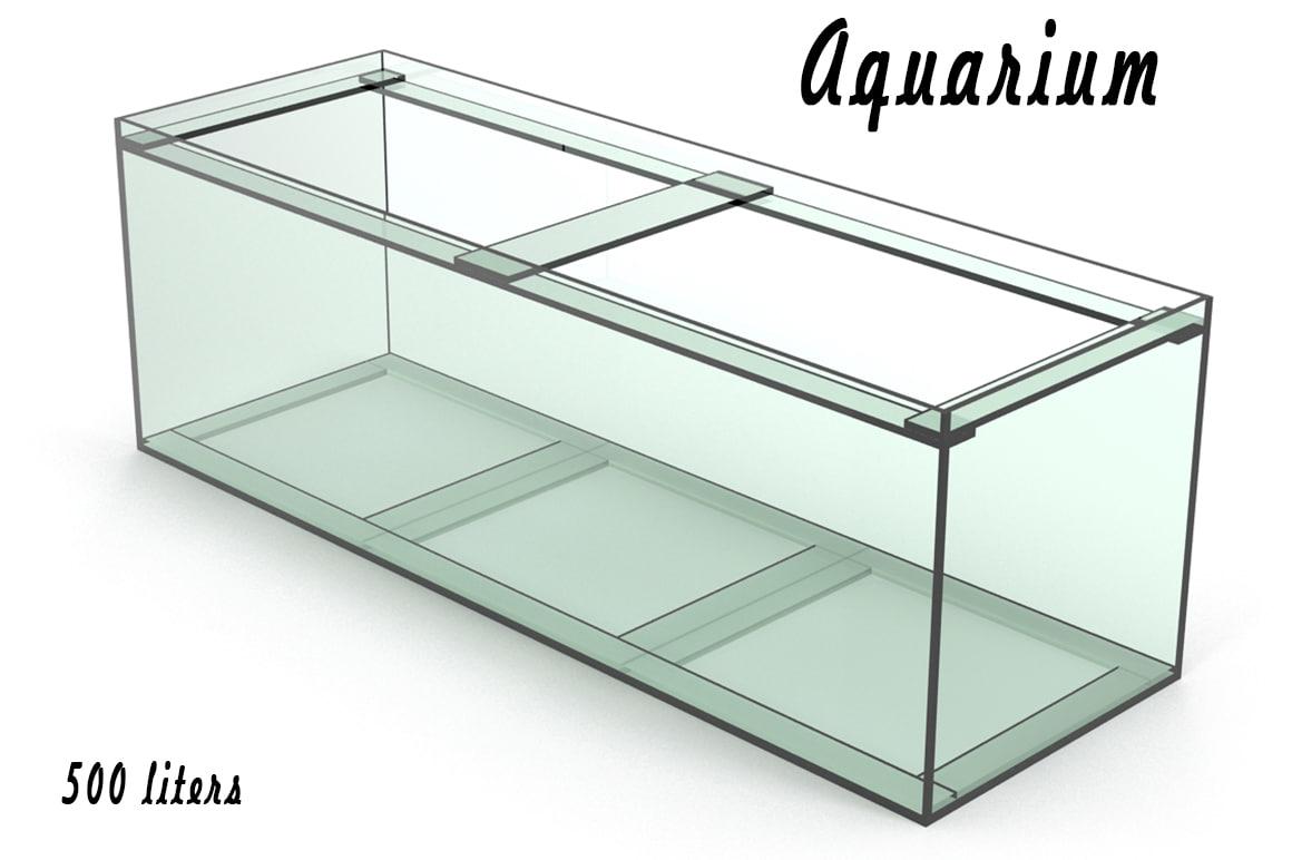 3d aquarium