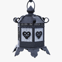 japanese lantern 3ds