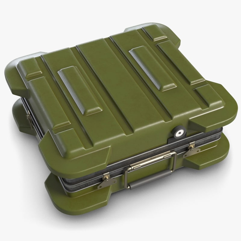 3d military case 1