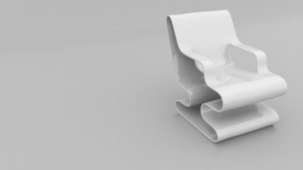 modern chair x free
