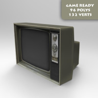 Old Tv Game Ready