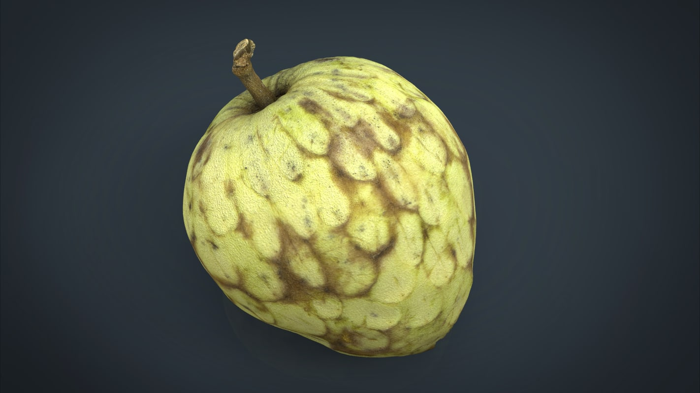 max custard apple