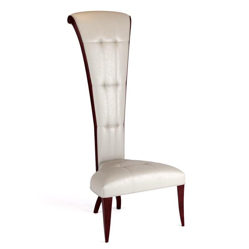 3d sienna 60-0070 chair model