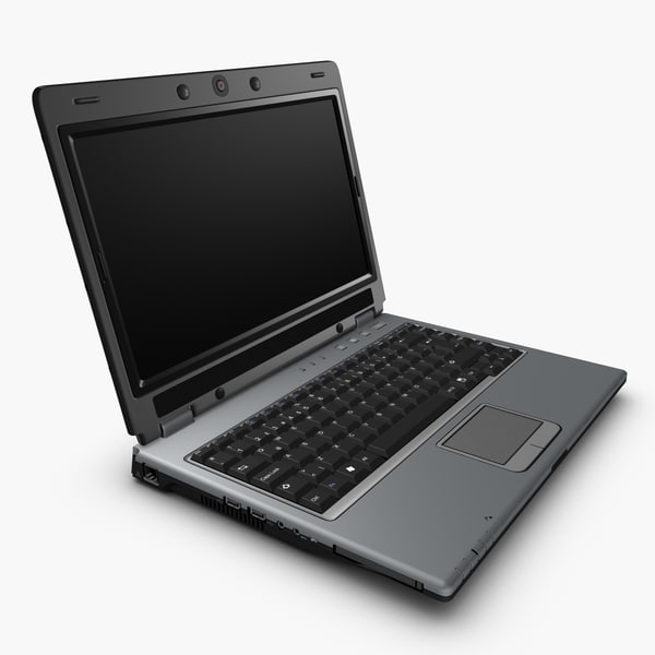 laptop keyboard 3d max