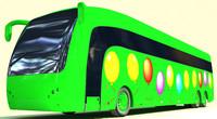 Bus 3D Model 11