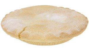 apple pie - versions 3d model