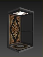 modelarchitecture elevator 3d max