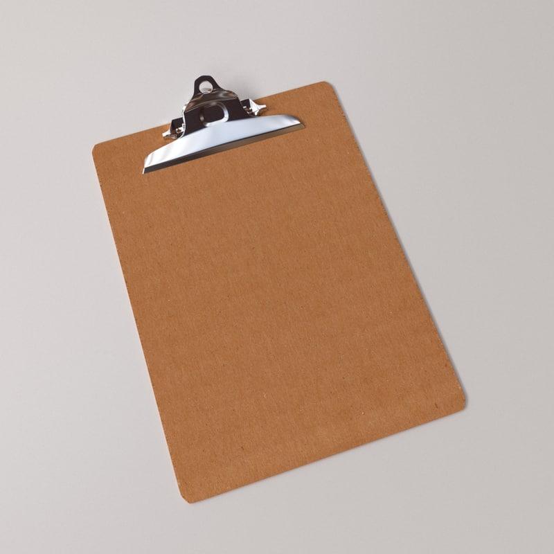 clipboard board 3ds