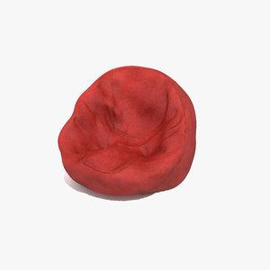 armchair leather bean bag max