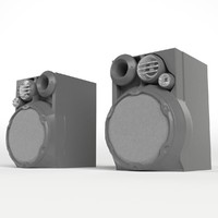 3d hi-fi speakers