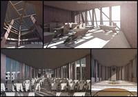 3d architectural school
