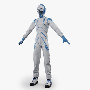 humanoid character 3d max