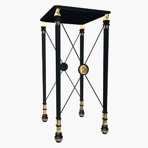 decor table nobili darte max
