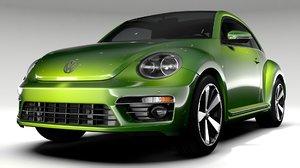 beetle 2017 3d lwo
