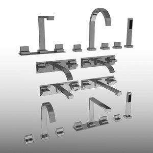 parisi cube taps 3d model