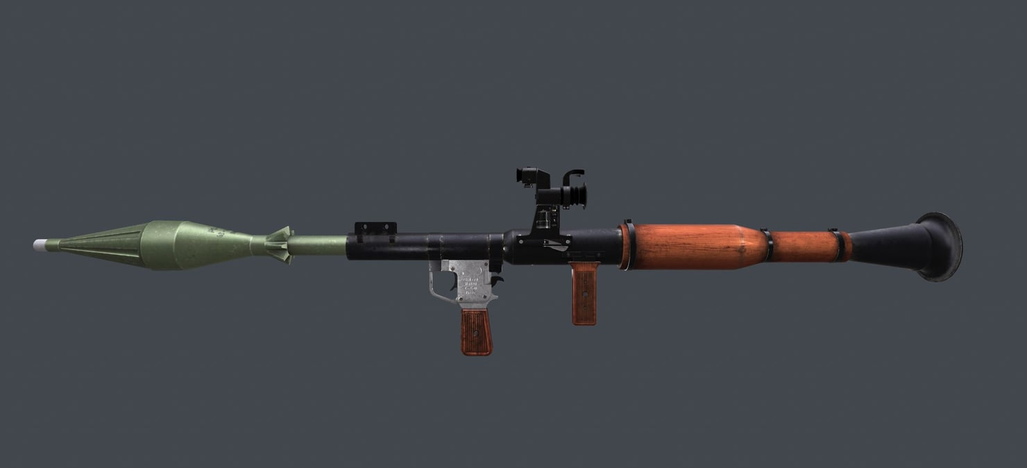 rpg scope 3d model