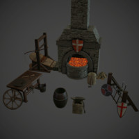 Medieval Props