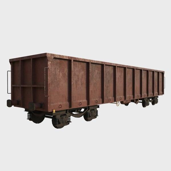 car rail 3ds