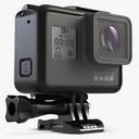 GoPro Hero3 3D models