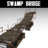 x swamp bridge post apocalyptic