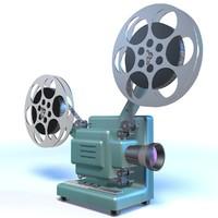 max film projector