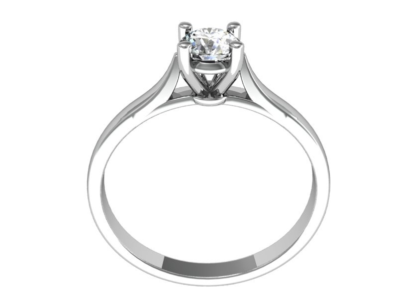 3d 3ds engagement rings