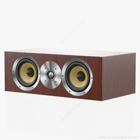central bowers wilkins cm 3d max