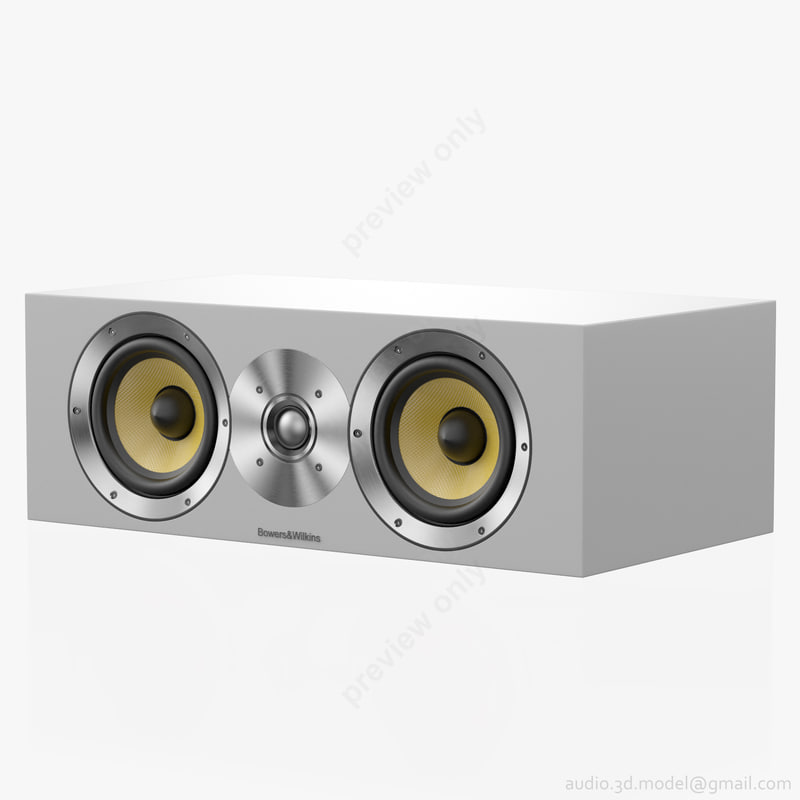 central bowers wilkins cm max