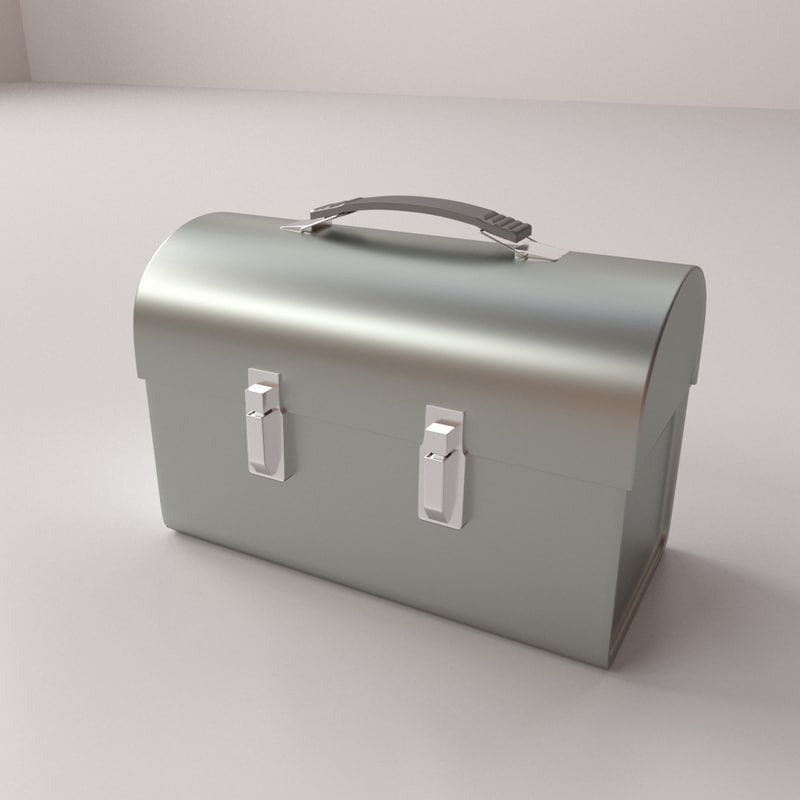 lunch box 3d 3ds