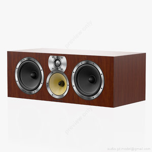 central bowers wilkins cm 3ds