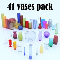 41 vases pack