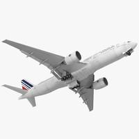 max boeing 777 200er air france