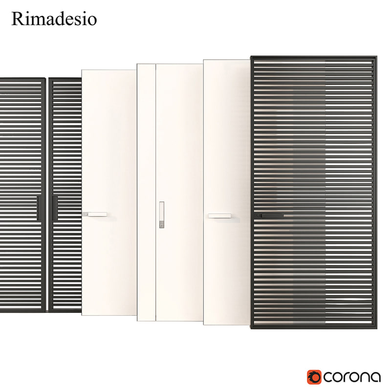 doors rimadesio max