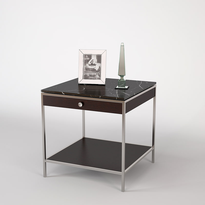 3d model rufus table andrew martin
