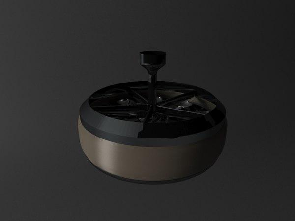 design luxury illuminator obj