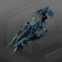 max spaceship
