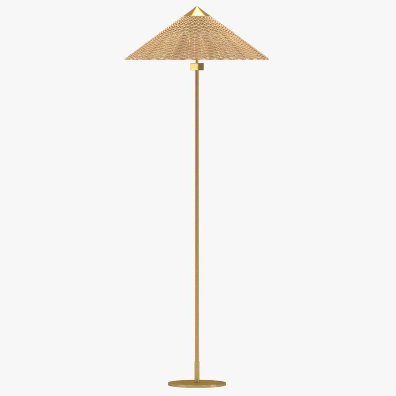paavo tynell lamp 3d model