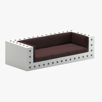 sofa 49 3d max