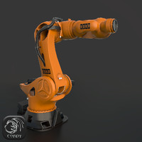 industrial robot kuka kr1000 3ds