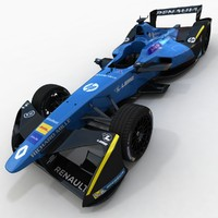 Formula E Season 3 EDams
