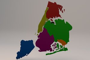 5 boroughs 3d 3ds