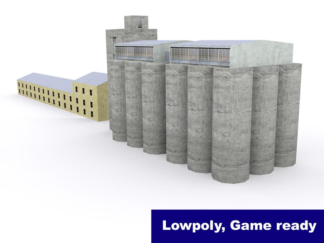 silo building x